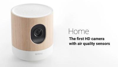 Withings Home, una nueva cámara para monitorizar y proteger tu hogar