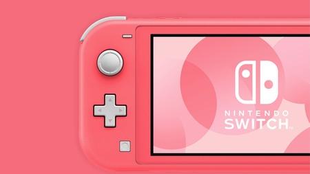 La Nintendo Switch Lite coral llegará de forma oficial a nuestro país a finales de abril