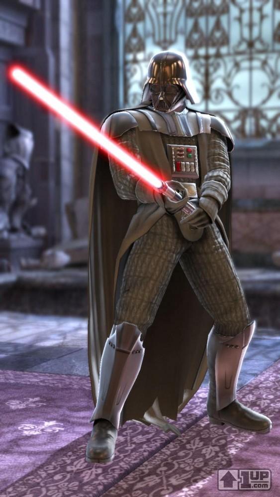 Foto de Star Wars en Soul Calibur IV (2/9)
