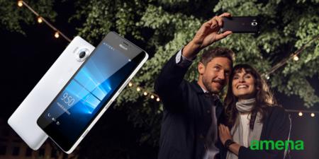 Precios Microsoft Lumia 950 y Lumia 550 con Amena