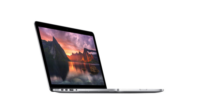 Apple pro 15