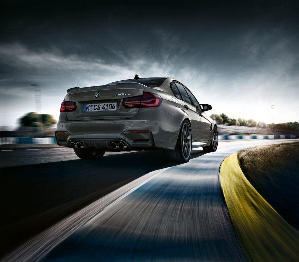 Foto de BMW M3 CS (1/13)