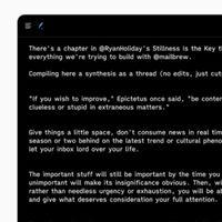"""Escribir tweets o hilos sin distracciones: Typefully evitará que """"acabemos absorbidos por nuestro timeline"""""""