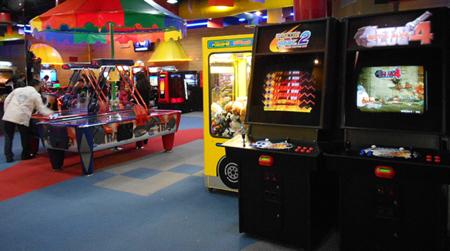 Recordando los Arcades en Mexico