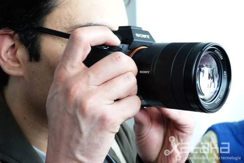 Así se disfruta la fotografía con las últimas cámaras de Sony: la A7R II y la RX10 II