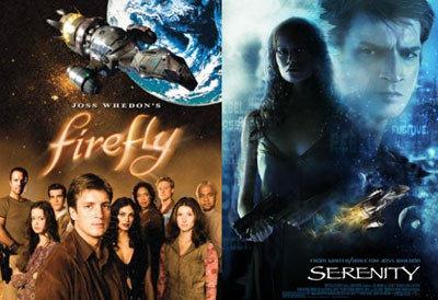 De Firefly a Serenity