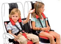 Kidy bus, la primera silla infantil para autobuses homologada