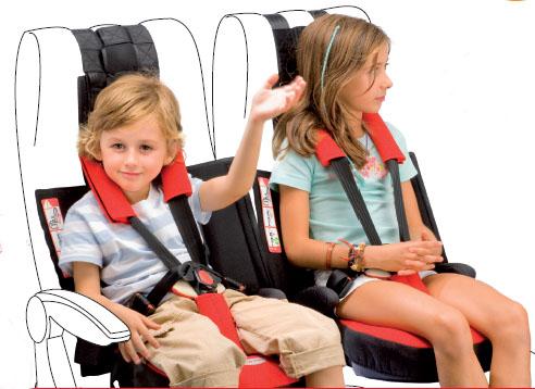 Kidy bus la primera silla infantil para autobuses homologada for Silla para coche nino 4 anos