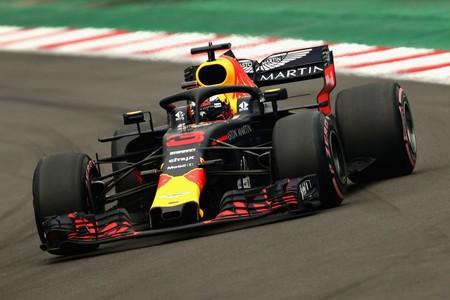 Ricciardo Pole Mexico