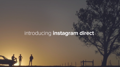 Instagram Direct, compartiendo los contenidos en privado