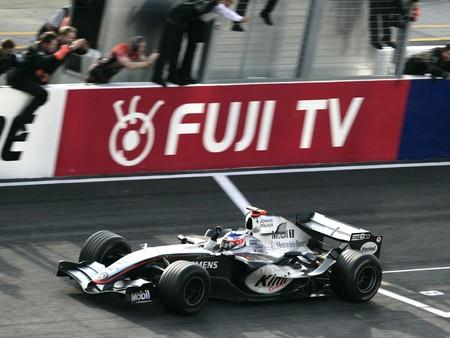 Raikkonen Suzuka F1 2005