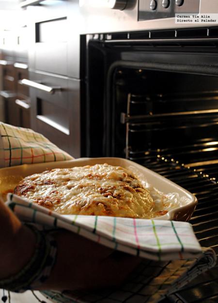 Recetas para toda la familia: Lasaña mexicana de pollo, crema de yogur con puré de mango y lima y más