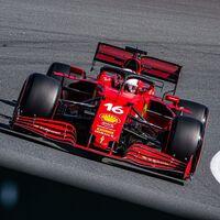 Charles Leclerc lidera el doblete de Ferrari en el caótico estreno de Zandvoort en la Fórmula 1; Lewis Hamilton, averiado