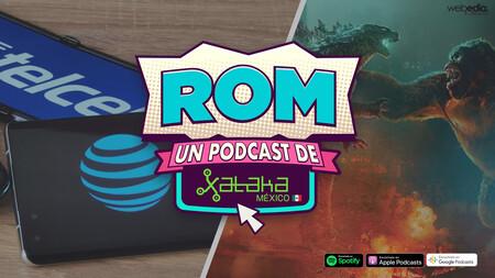 ROM 140: Telcel y ATT caen en ingresos, Hot Sale y precios de HBO Max