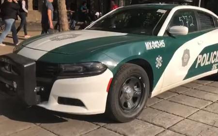 Nuevas patrullas CDMX