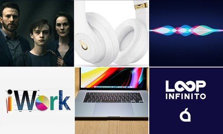 """La 1ª temporada de 'Defending Jacob', estrenando MacBook Pro de 16"""", deseos de un iWork Pro... La semana del podcast Loop Infinito"""