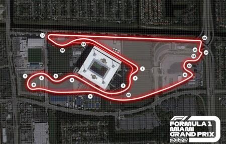 Miami F1 2022