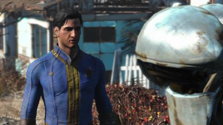 Aquí tienen más capturas de pantalla y arte conceptual de Fallout 4