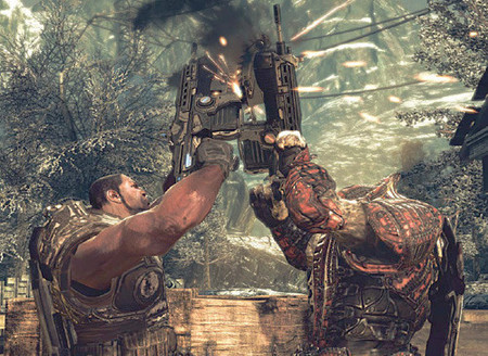 Galería de imágenes de 'Gears of War 2'