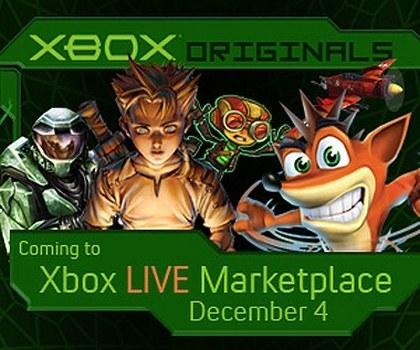 Xbox Originals con algunos problemas