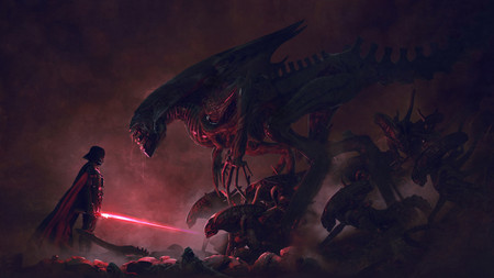 Guillem H Pongiluppi 501 St Legion Vader S Fist Vs Space Cockroaches 9 Guillemhp