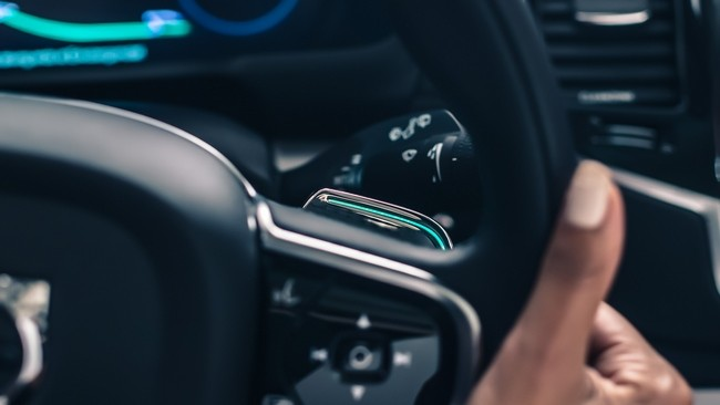 Volvo Intergaz Conduccion Autonoma