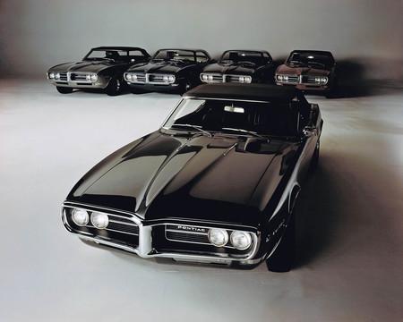 Pontiac Firebird 555