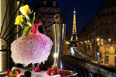 Terraza Metropolitan con Tour Eiffel