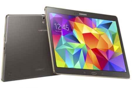 Samsung introduce la conectividad LTE-A en su Galaxy Tab S