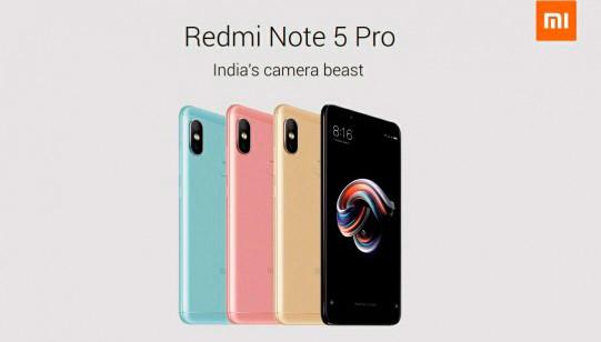 Xiaomi Redmi Note 5 y Note 5 Pro: filtradas todas sus características a un día de su presentación