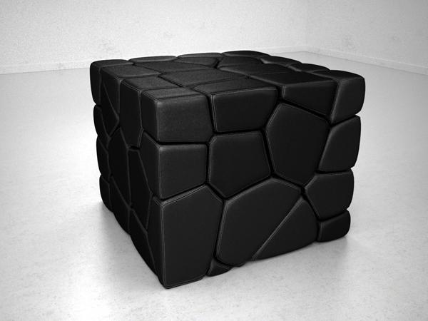 Foto de Vuzzle Chair, la butaca personalizable que me encantaría tener (2/5)