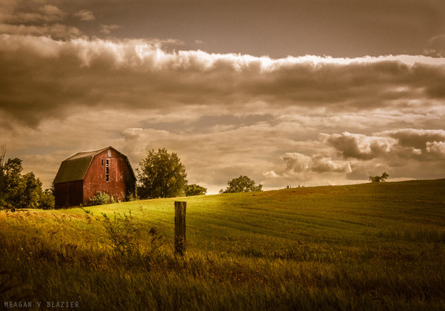 Meagan V. Blazier y sus impactantes fotos de paisaje con una Canon PowerShot
