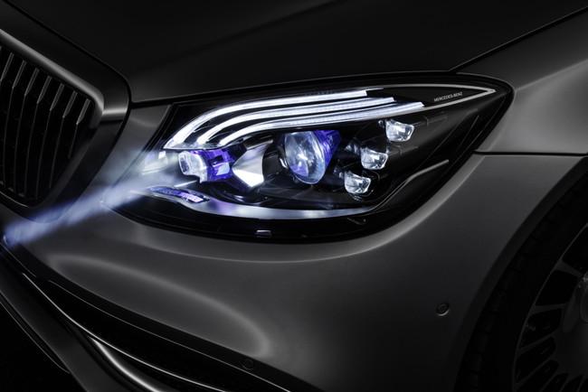 Faros LED Mercedes