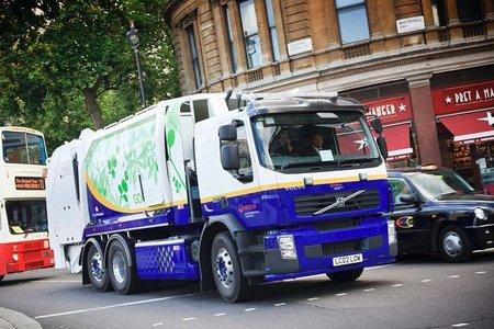 Volvo FE Hybrid recogida basuras