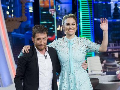 Blanca Suárez nos devuelve las boxer-braids a la primera línea de tendencias