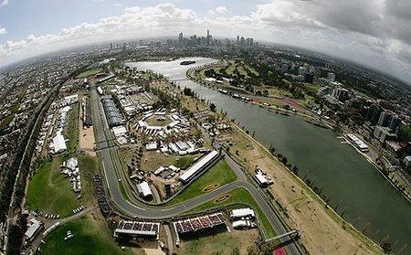 El GP de Australia confirmado para 2010