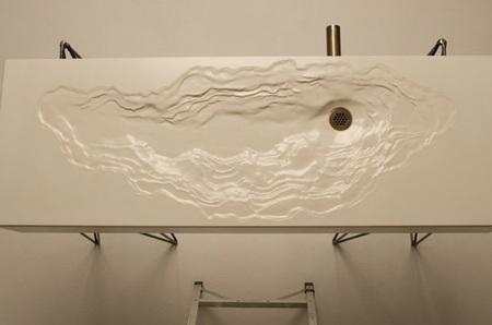 lavabos desfiladero