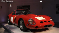 Ferrari domina el mercado de coleccionistas