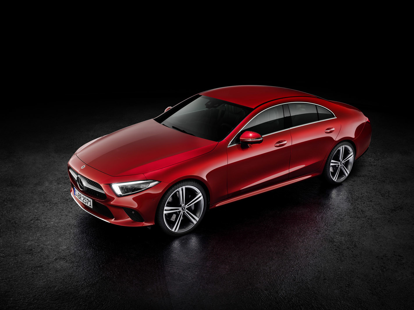 Foto de Mercedes-Benz CLS Coupé 2018 (5/56)