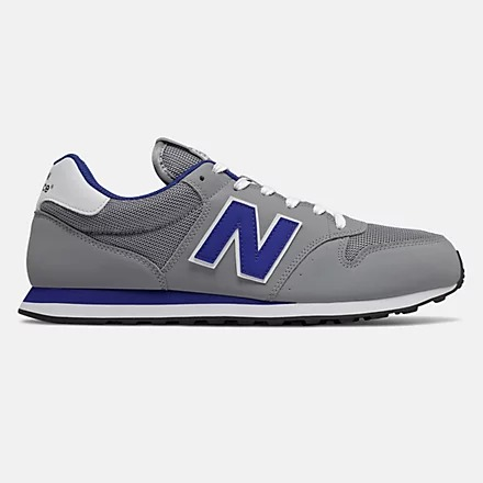 Estilo n.º: GM500TRS   250 grams (8.8 oz) Lightweight EVA foam cushioning in the midsole and heel increases comfort NB Comfort Insert offers additional cushioning Rubber Outsole Synthetic/Mesh Upper