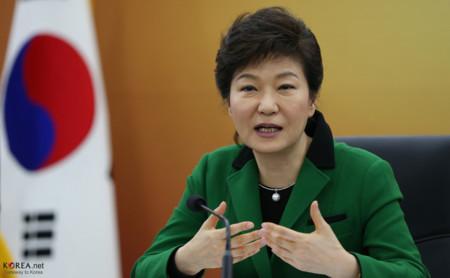 Korean President