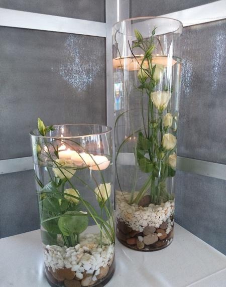 Cinco flores para decorar tu casa en primavera - Como decorar jarrones ...