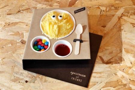 Eyescream and friends, los helados más divertidos de Barcelona