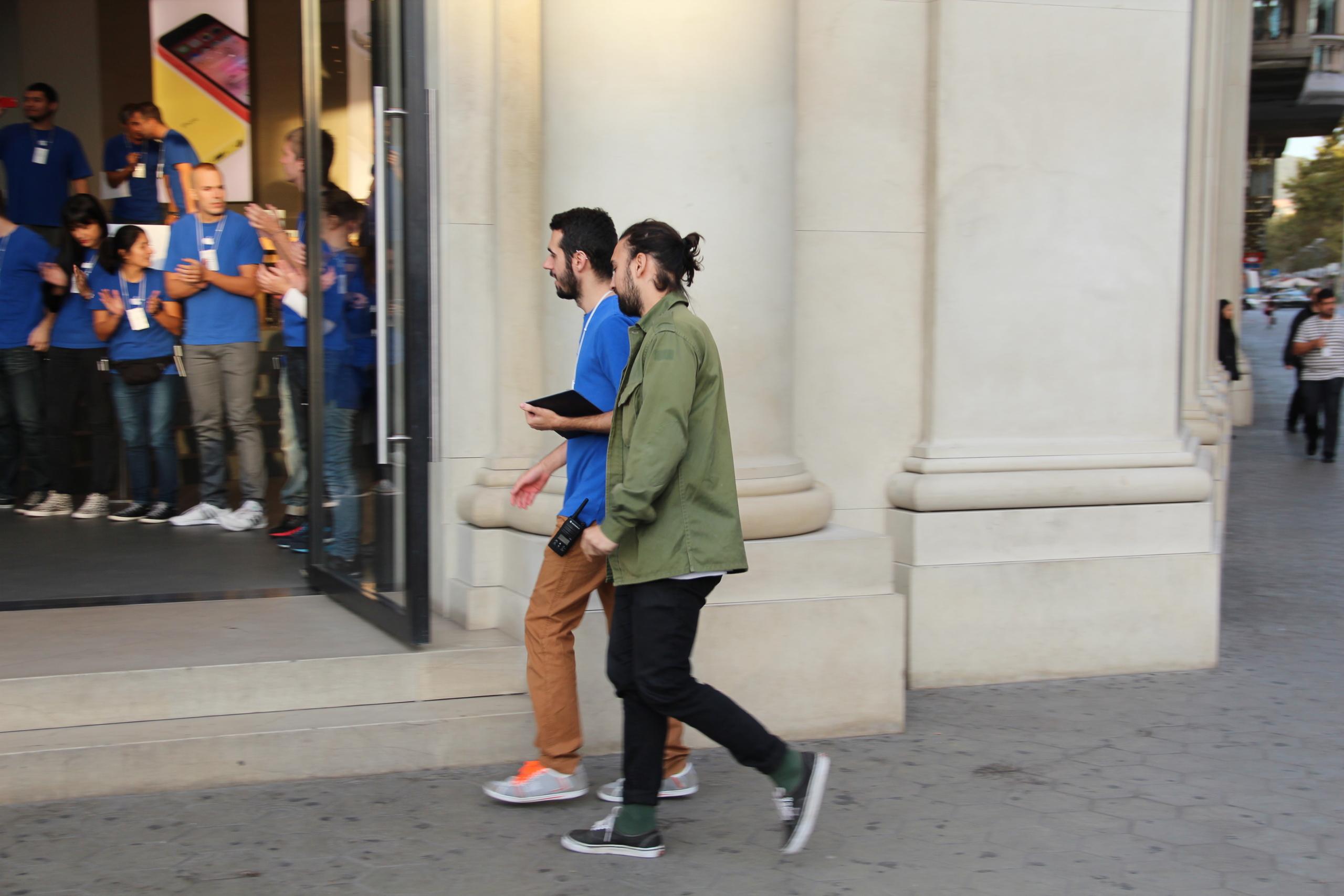 Foto de Lanzamiento del iPad Air en Barcelona (28/30)