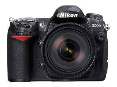 Nikon D200  a fondo