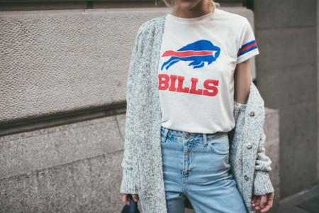 Camisetas con toque vintage, ¿las aceptamos en nuestro armario?