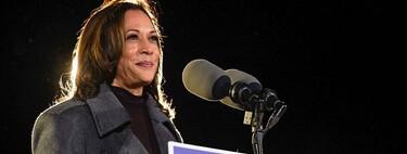 Kamala Harris, la primera vicepresidenta de Estados Unidos, se ha pasado la vida rompiendo techos de cristal y acumulando primeras veces