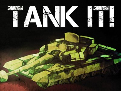 Tank it! llegará a Steam en 2016 y Nintendo NX en 2017