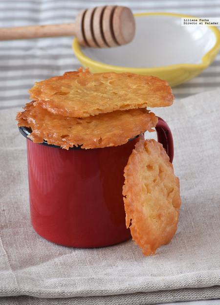 Galletas finas de miel crujientísimas: receta fácil y rápida