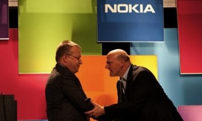 Microsoft compra la división de dispositivos de Nokia
